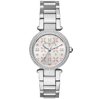 Michael Kors Ladies' Stainless Steel Bracelet Watch - Product number 6171834