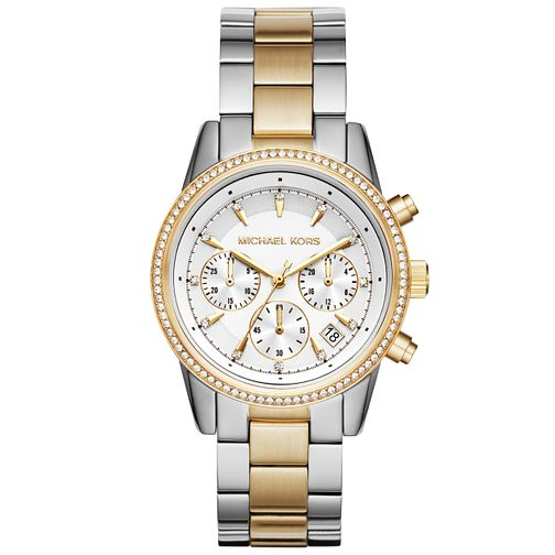 Michael Kors Ladies' Two Colour Bracelet Watch - Product number 6171877
