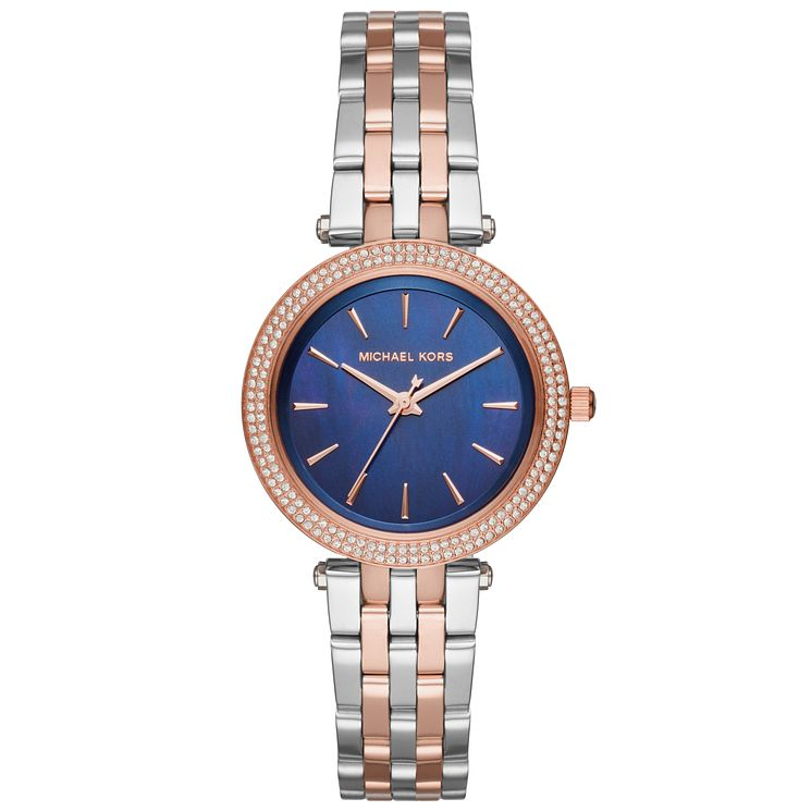 Michael Kors Ladies' Two Colour Bracelet Watch - Product number 6171885