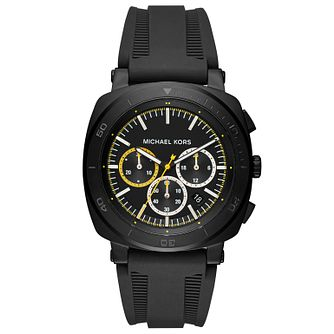 Michael Kors Men's Ion Plated Strap Watch - Product number 6171907