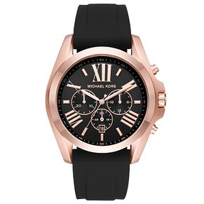 Michael Kors Men's Rose Gold Tone Strap Watch - Product number 6171958