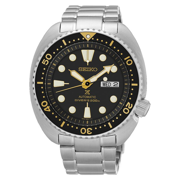 Seiko Prospex Men's Diver's Stainless Steel Bracelet Watch - Product number 6188052