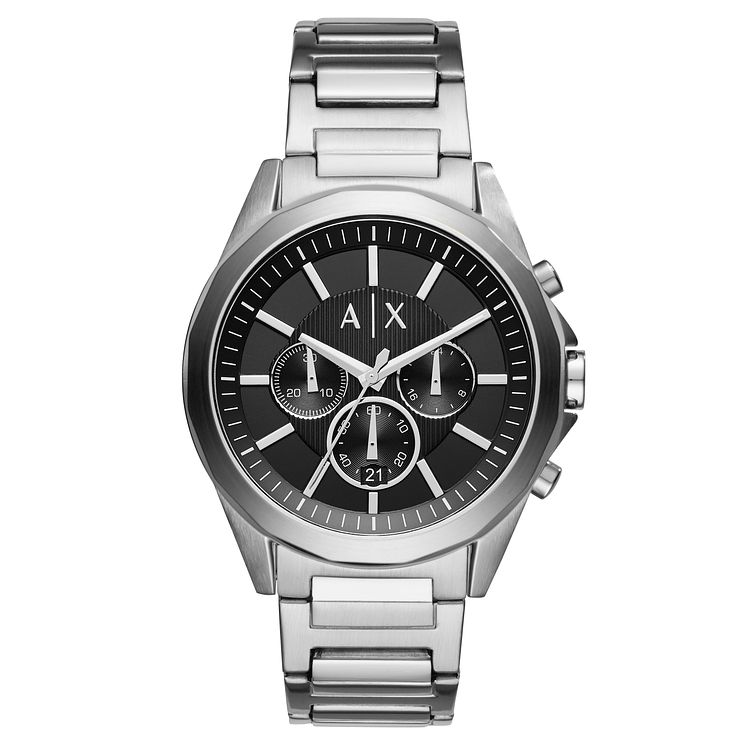 Armani Exchange Men's Stainless Steel Bracelet Watch - Product number 6194133