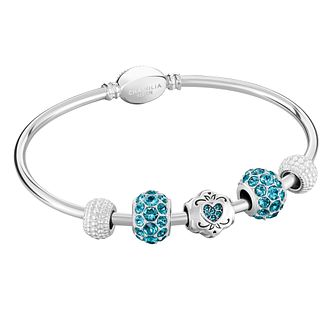 Chamilia Blue Love Bracelet Gift Set - Product number 6205070