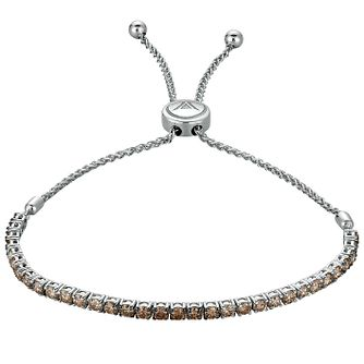 Le Vian 14ct Vanilla Gold 1.95ct Diamond Ombre Bolo Bracelet - Product number 6207030