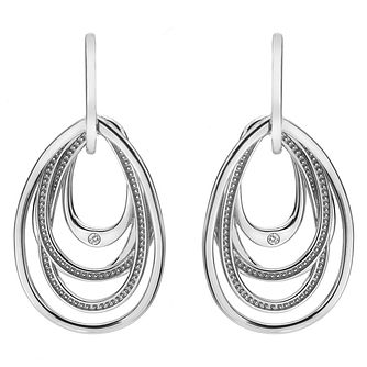 Hot Diamonds Chandelier Sterling Silver Drop Earrings - Product number 6215777