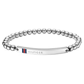 Tommy Hilfiger Stainless Steel Beaded Bracelet - Product number 6222927