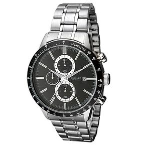 Sekonda Men's Chronograph Stainless Steel Bracelet Watch - Product number 6231187