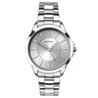 Sekonda Editions Ladies' Stainless Steel Bracelet Watch - Product number 6231373