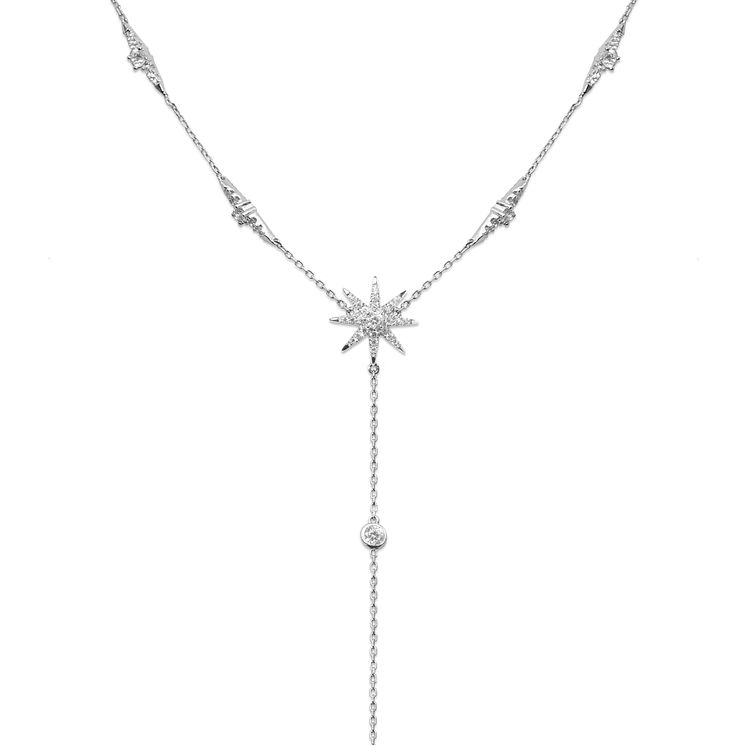 CARAT* Stella Mimosa Silver Drop Pendant - Product number 6235255