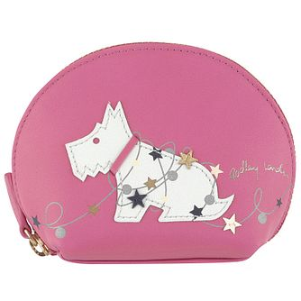 Radley Small Zip Pink Leather Coin Purse - Product number 6237290