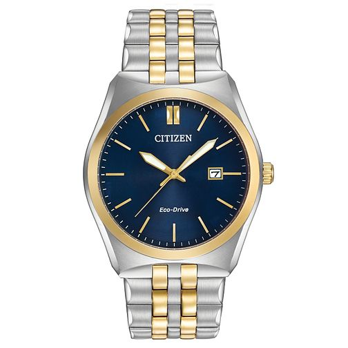 Citizen Men's Two Tone Stainless Steel Bracelet Watch - Product number 6246915