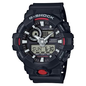 Casio G-Shock Men's Combi Black Resin Strap Watch - Product number 6251056