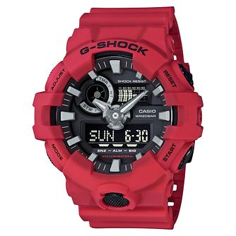G-Shock Men's Red Resin Watch - Product number 6251064