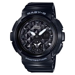 Casio Baby-G Candy Ladies' Black Strap Watch - Product number 6251129