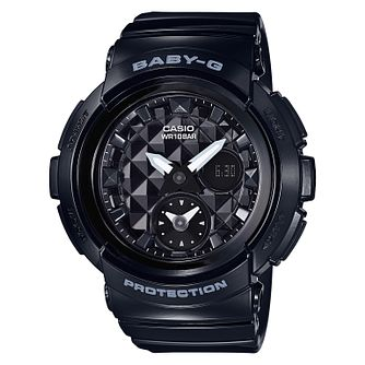 Baby-G Candy Black Strap Watch - Product number 6251129