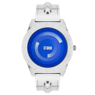 STORM Men's Stainless Steel Blue Dial Bracelet Watch - Product number 6251560