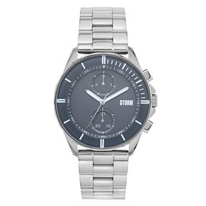 STORM Men's Ion Plated Stainless Steel Bracelet Watch - Product number 6251579
