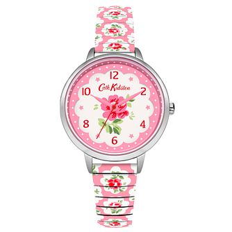 Cath Kidston Ladies' Printed Expandable Strap Watch - Product number 6252222