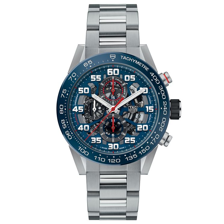 TAG Heuer Carrera Redbull Men's  Bracelet Watch - Product number 6252257