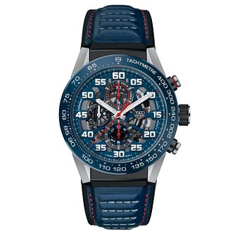 TAG Heuer Carrera Redbull Men's Strap Watch - Product number 6252265