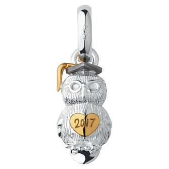 Links of London Moments 2017 Owl Graduation Charm - Product number 6252583