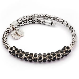 Chrysalis Spontaneity Black Crystal Bohemia Bangle - Product number 6252842