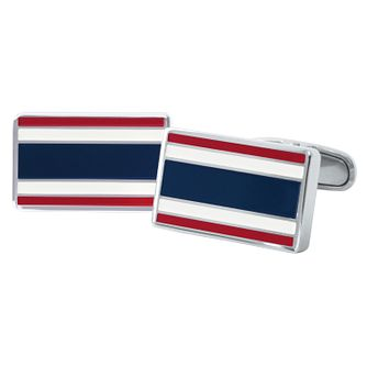 Tommy Hilfiger Men's Flag Cufflinks - Product number 6252893