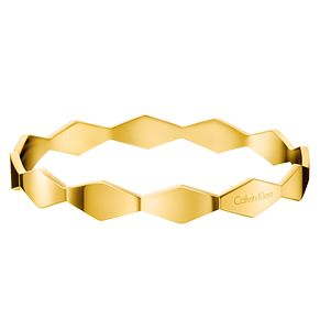 Calvin Klein Snake Gold PVD Bangle - Product number 6253059
