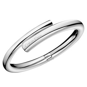 Calvin Klein Scent Stainless Steel Closed Bangle - Product number 6253083