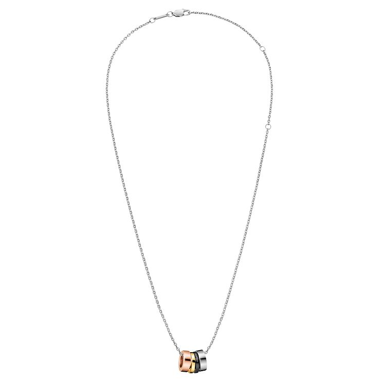 Calvin Klein Gorgeous Stainless Steel Chain Necklace - Product number 6253350