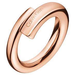 Calvin Klein Scent Rose Gold PVD Size 8 - Product number 6253709