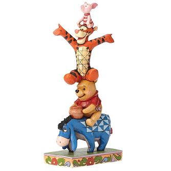 Disney Britto Winnie The Pooh Built By Friendship Figurine - Product number 6265820
