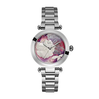 GC Lady Chic Ladies' Stainless Steel Bracelet Watch - Product number 6276520