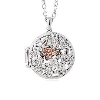 Clogau Silver Daffodil Locket - Product number 6288871