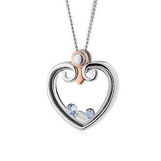 Clogau Diamond shaped Inner Charm Locket - Product number 6289541