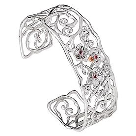 Clogau Orchid bangle - Product number 6289622