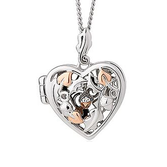 Clogau Silver Royal Clogau Oak Open Locket - Product number 6289797
