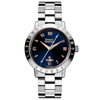 Vivienne Westwood Ladies' Stainless Steel Bracelet Watch - Product number 6290817