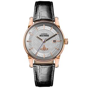 Vivienne Westwood Men's Rose Gold Plated Strap Watch - Product number 6290914