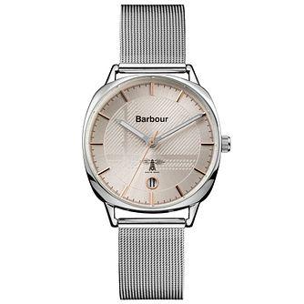 Barbour Ladies' Stainless Steel Bracelet Watch - Product number 6290981