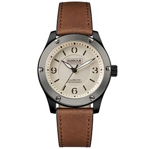 Barbour Men's Stainless Steel Strap Watch - Product number 6291090