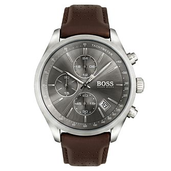 Hugo Boss Men's Stainless Steel Strap Watch - Product number 6297242