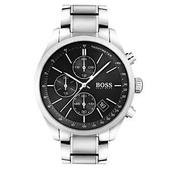 Hugo Boss Men's Stainless Steel Bracelet Watch - Product number 6297277