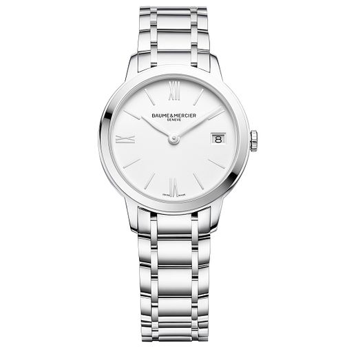 Baume & Mercier MyClassima Ladies' Bracelet Watch - Product number 6319009