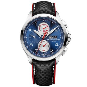 Baume & Mercier Clifton Club Shelby Cobra Men?s Strap Watch - Product number 6319165