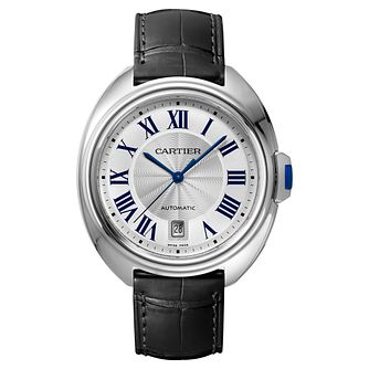 Cartier Cle De Cartier Men's Stainless Steel Strap Watch - Product number 6341160