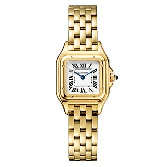Cartier Panthere De Cartier Ladies' Gold Bracelet Watch - Product number 6341209