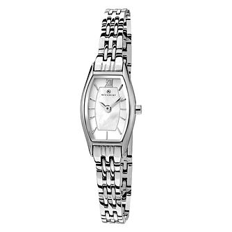 Accurist Ladies' Stainless Steel Bracelet Watch - Product number 6341233