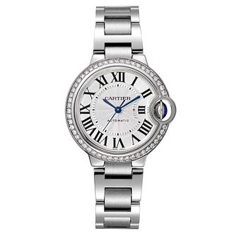 Cartier Ballon Bleu de Cartier Ladies' Bracelet Watch - Product number 6341969